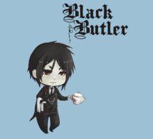Black Butler - Sebastian T-Shirt