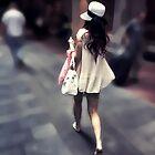 Walk on by by Cara Gallardo Weil