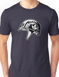 Full Genetic Infantryman (Black & White) T-Shirt
