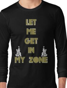 The Weeknd - The Zone Long Sleeve T-Shirt