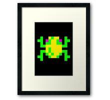 Hop! Framed Print