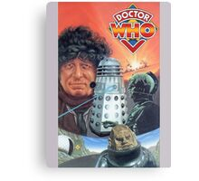 DR WHO DALEKS Metal Print