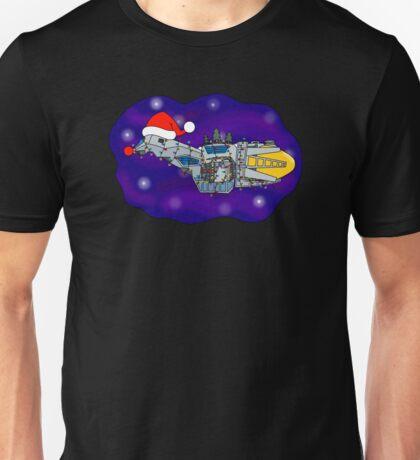 We aim to HO, HO, HO!!! Unisex T-Shirt