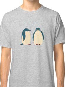 Happy penguins Classic T-Shirt