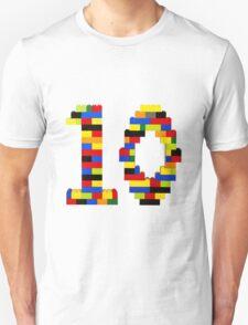'10' T-Shirt