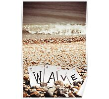 Wave! Poster