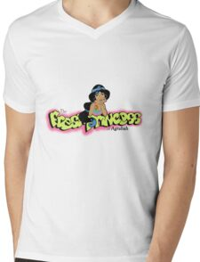 Frsh Princess of the East Mens V-Neck T-Shirt