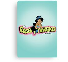 Frsh Princess of the East Canvas Print