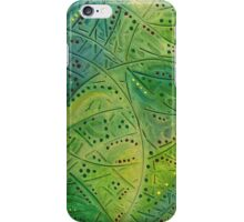 Primitive abstract 2 art iPhone Case/Skin