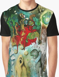 'Resurrection' - Muse (No. 7 in the Rock Music Art Series) Graphic T-Shirt