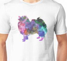 German Spitz in watercolor Unisex T-Shirt