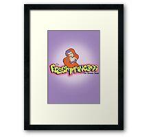 Fresh and Foamy Princess Framed Print