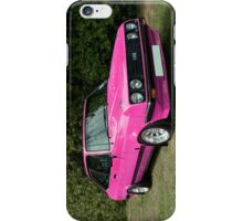 Pink Ford Escort RS2000 iPhone case iPhone Case/Skin