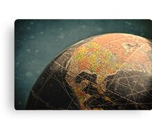 Where We Are Canvas Print