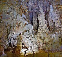 Subterranean wonderland by John Spies
