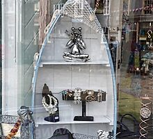 Window Display - Bridport, Dorset Uk by lynn carter