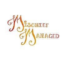 Mischief Managed by indefinitelyme