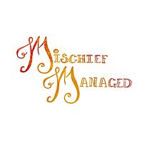 Mischief Managed Photographic Print