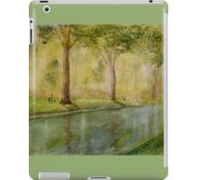 Still Waters iPad Case/Skin