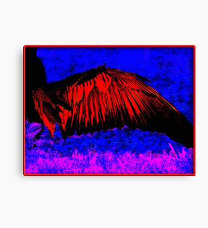 Wing 3D Canvas Print