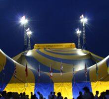 Cirque du Soleil - Le Grand Chapiteau - Montreal Quebec Canada Sticker