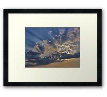 Texas Morning Framed Print