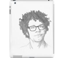 Richard Ayoade Sketch iPad Case/Skin