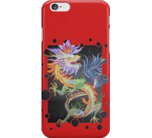 Beautiful Chinese Dragon iPhone Case/Skin