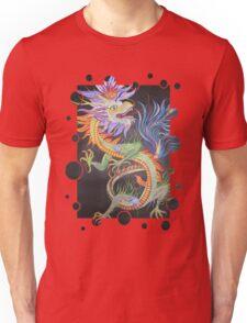 Beautiful Chinese Dragon Unisex T-Shirt
