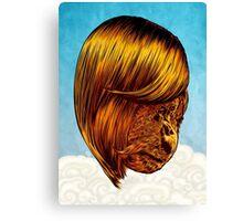 Orangutan 2015 Canvas Print
