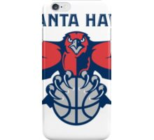 atlanta hawks iPhone Case/Skin
