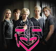 BEST COVER R5 LOUDER  by afifafaizati