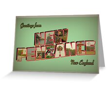 Moonrise Kingdom Postcard Greeting Card