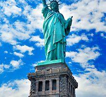 Lady Liberty by KumarManoj