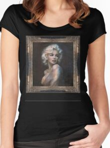 Marilyn WW  Women's Fitted Scoop T-Shirt