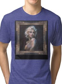 Marilyn WW  Tri-blend T-Shirt