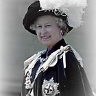 Royal Portrait by Beverley Barrett