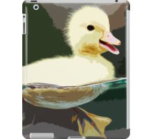 Wild nature - duck iPad Case/Skin