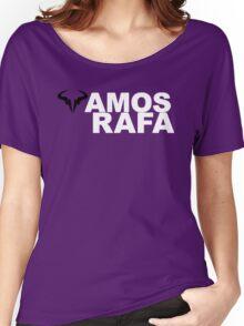 Vamos Rafa Women's Relaxed Fit T-Shirt