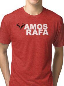 Vamos Rafa Tri-blend T-Shirt