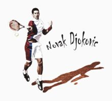 Djokovic One Piece - Short Sleeve