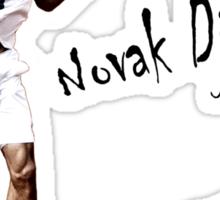 Djokovic Sticker
