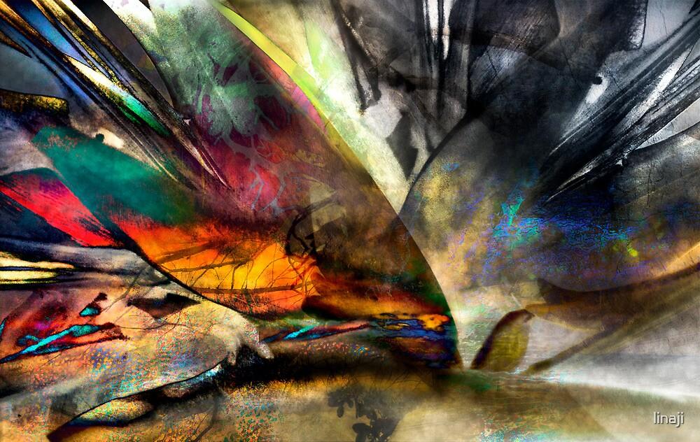expressing paradise by linaji