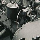 engine by Christian Scheuer