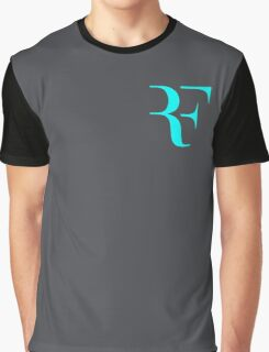 RF logo Graphic T-Shirt