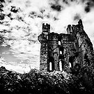 Helmsley Castle by Rory Garforth