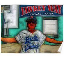 Yawkey Way Poster