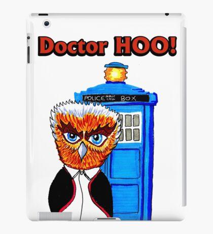 Doctor Hoo iPad Case/Skin