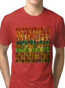Frames under Colour Tri-blend T-Shirt