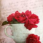 Rose Tea by Shelly Harris